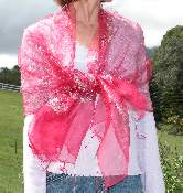 tinsel shawl image