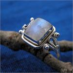 moonstone ring