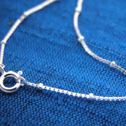 wholesale silver chain