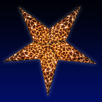 Leopard Star Lights