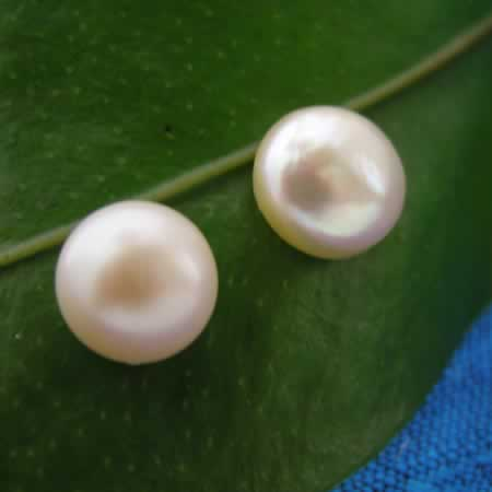 wholesale pearl post earrings