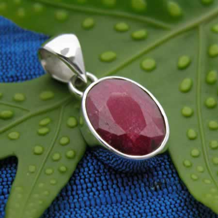 Wholesale ruby pendant wholesale silver pendant whirled planet inc faceted ruby pendant aloadofball Gallery