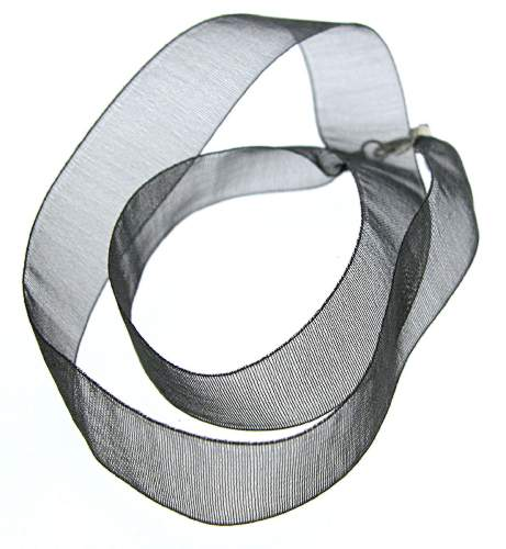 silver necklace image