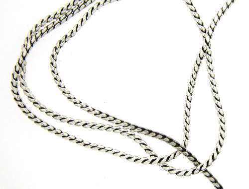 wholesale sterling silver neck chain image