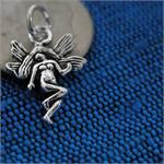 wholesale sterling silver fairy charm